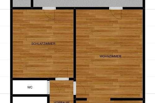 Pärchentraum! Perfekte 2 Zimmer Wohnung in der Nähe vom Hilmteich!