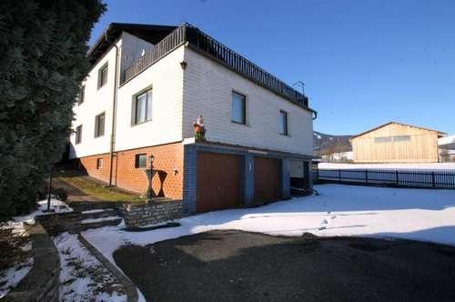 #Ein-/Zweifamilienhaus #Ruhelage #6 Zimmer #2 Küchen #Gartengrundstück #Glarsdorf