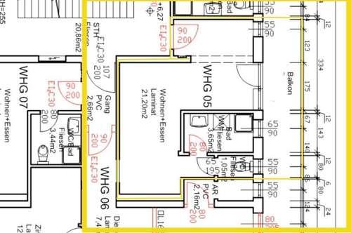 # 1 Zimmer Mietwohnung inkl BK, HK und Warmwasser # IMS IMMOBILIEN KG# Leoben #Studentenwohnung#