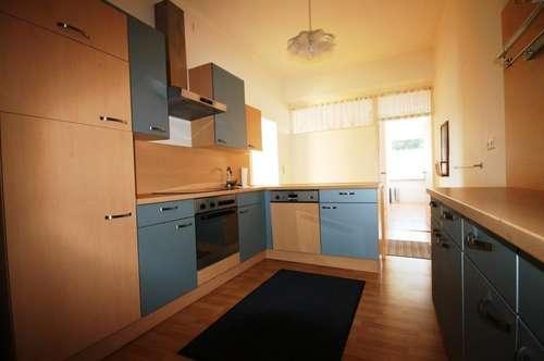 Verfügbar ab sofort# schöne 5 Zimmer- Mietwohnung# Miete Inkl. BK. exkl HK und Strom# Möbel gegen angemessnen Ablöse# Zentrum # IMS IMMOBILIEN KG