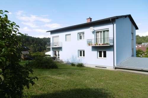 Helle 2-Zimmerwohnung in der grünen Ragnitz mit Süd-Westbalkon