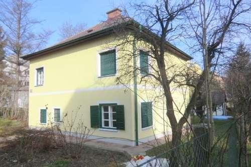 Hübsches Miethaus mit kleinem Garten in Eggenberg