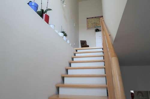 Graz - Eggenberg: gepflegte 4-Zimmer Altbau-Maisonette