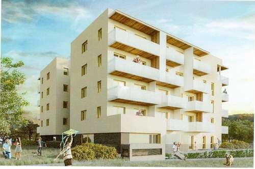 HeART BEI GRAZ:Durchdacht geplante 2 Zimmer Wohnung mit großer Terrasse.