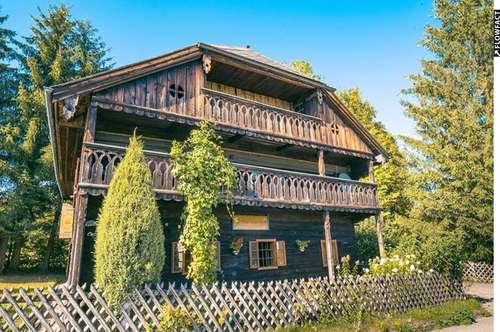 Historik & Romantik vereint - ein einmaliges Bauernhaus anno 1728