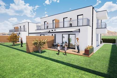 PROVISIONSFREI - 4 moderne Doppelhaushälften in Baumeisterqualität!