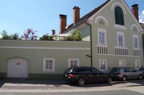 Repräsentatives Stadthaus