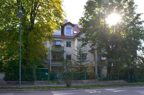 """""""Große Wohnung mit Garten und Tiefgaragenplatz!"""""""