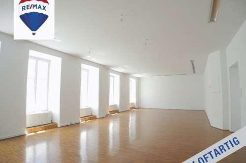 Repräsentative Wohnung im Zentrum von Baden - Altbau!