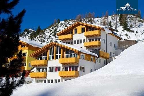 INVESTMENT: 3 touristisch vermietete Apartments mit Eigennutzung am Obertauern