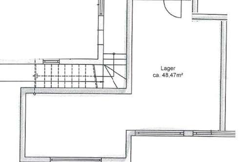48,47m² Lagerfläche mit guter Verkehrsanbindung in Schladming