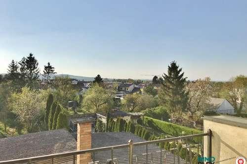 Einfamilienhaus mit wunderschöner AUSSICHT in RUHELAGE! - zu verkaufen! 2020 Hollabrunn/Magersdorf