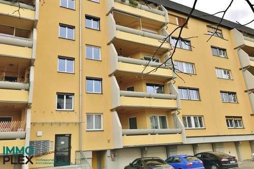 2000 Stockerau; WG-geeignete 4-Zimmer Wohnung mit großer Loggia zu mieten!