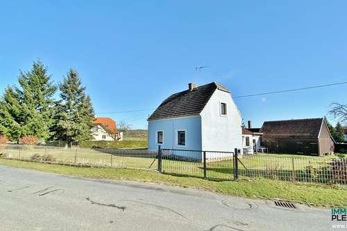 Einfamilienhaus mit 5 Zimmer (ca.125m2 Wfl.) in 2081 Niederfladnitz zu kaufen!