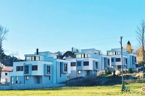 Moderne Doppelvillenhälftein attraktiver Grünruhelage - 2392 Sulz im Wienerwald*** PROVISIONSFREI - ERSTBEZUG ***