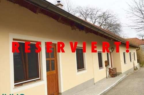 RESERVIERT !!! Wunderschönes in traumhafter Ruhelage gelegenes Einfamilienhaus in 3701 Oberthern/Heldenberg zu verkaufen!