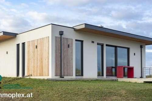 Ein 2017 errichtetes Einfamilienhaus in 2074 Unterretzbach zu verkaufen - OHNE PROVISIONSKOSTEN !!!