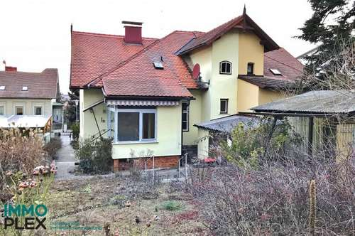 Einfamilienhaus in TOP LAGE Hollabrunns zu verkaufen!