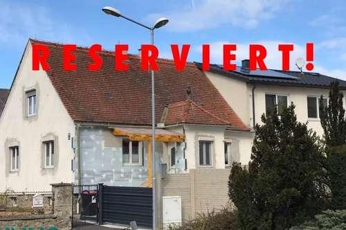 RESERVIERT !!! Bezugsfertiges Einfamilienhaus in 3741 Pulkau zu verkaufen!