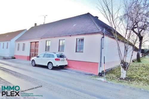 Nähe Horn! Traumhaftes, ruhig gelegenes Landhaus mit zwei getrennten Wohneinheiten und großem Garten zu verkaufen!