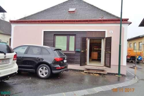 Ehemalige Greißlerei/Einfamilienhaus Nähe Heidenreichstein zu verkaufen! 3861 Eggern