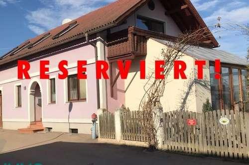 RESERVIERT! Einfamilienhaus in 2070 Unternalb/Retz