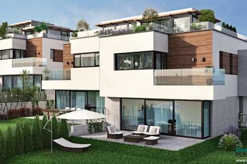Modernes Wohnhaus in attraktiver Grünruhelage +++PROVISIONSFREI+++ ;Sulz im Wienerwald ***ERSTBEZUG***