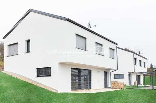 Provisionsfrei! Hochwertiger Neubau mit moderner Küche, Carport und Grünanlage!