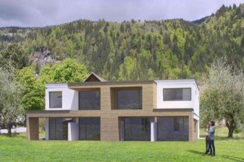 Baubeginn 2019! Sehr schöne Neubau-Eigentumswohnung in Top-Lage nahe dem Ossiacher See