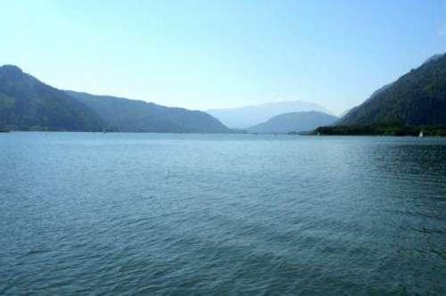 Ossiacher See! Neubau-Eigentumswohnung in direkter Uferlage