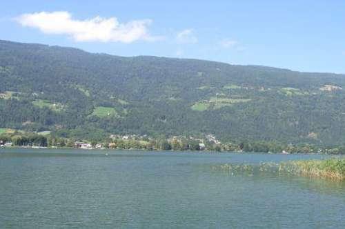 Ossiacher See! Baugrundstück mit Seezugang in Top-Standortlage