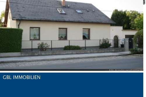 Einfamilienhaus mit großem Grundstück in Inzersdorf/ Neu Erlaa