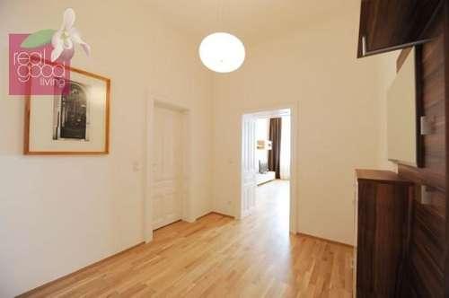Geschmackvoll möbliertes und ausgestattetes Appartement