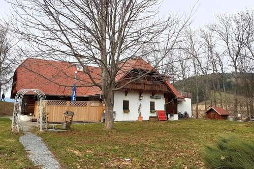 """Romantisches Berggasthaus - die """"Bergstubn"""" am schönsten Platz der Steiermark!"""