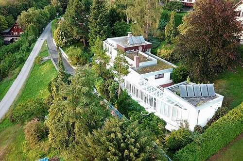 Villa mit Flair und Ausblick bis in die weststeirische Bergwelt