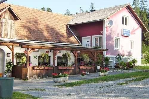 Wohn- Gasthaus nähe A- 2 Zubringer Mooskirchen