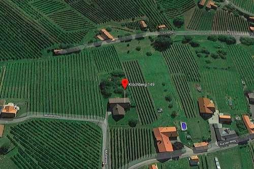 Einfamilienhaus in idyllischer Ruhelage in den Weinbergen!