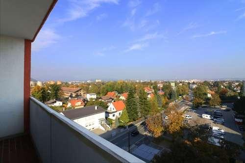 Wohnung mit Blick über die Grazer Skyline - Graz / Wetzelsdorf