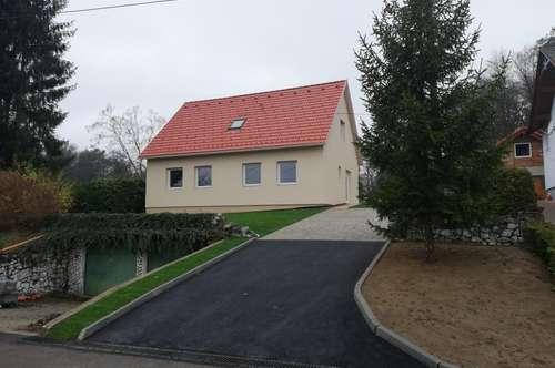 Thermenregion: Neubezug nach Totalsanierung nur 6 Kilometer von der Therme Loipersdorf