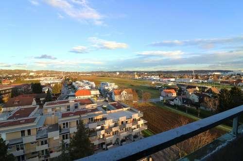 Neu sanierte Wohnung im Zentrum von Liebenau, mit toller Aussicht über Graz