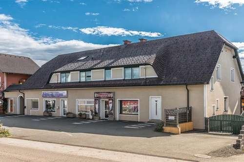 Top Wohn- und Gewerbeobjekt - Lieboch