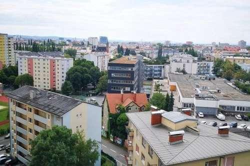Nette 3-Zimmerwohnung mit Ausblick über Graz!