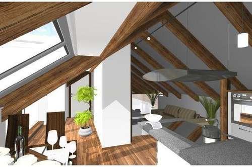 Wohnen auf 82m² im Neubau mitten in Graz - Sonnenterrasse mit Fernblick inklusive!