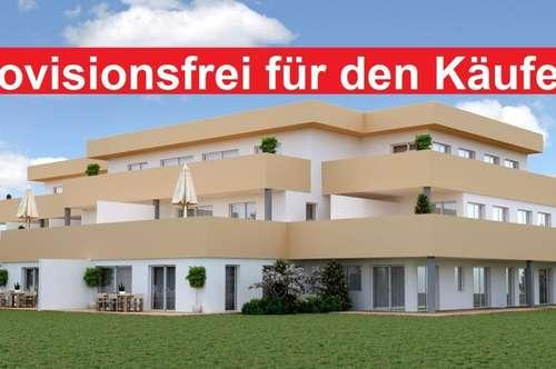 2 -Zimmer Neubauwohnung mit ca. 137 m² großem Eigengarten/ Süd-Ausrichtung/ Wetzelsdorf/ Übergabe nov. 2019, provisionsfrei für den Käufer!