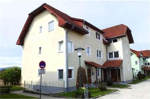 2 Zimmerwohnung in ruhiger Lage in Lieboch