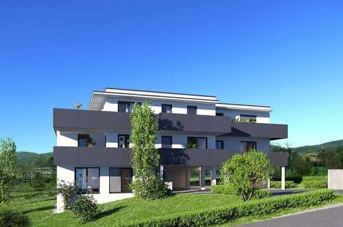 N E U B A U - Wohnung in Andritz