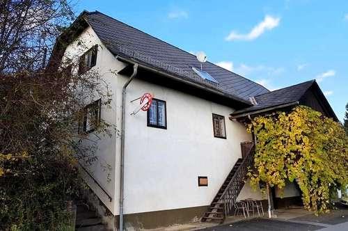 Geschichtsträchtig - Landhaus in der schönen Weststeiermark