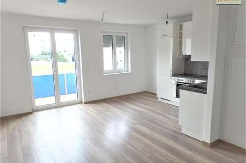 FINANZIERUNG nur ca. 700,00 p.m. ! - Eigentumswohnung im 1. Stock mit Balkon und EWE-Küche in Michelhausen zu kaufen, Nähe Bahnhof Tullnerfeld