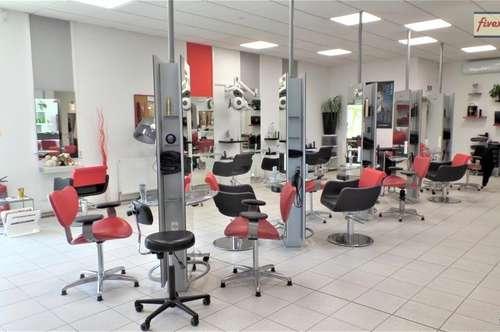 FRISEURSALON - Nagelstudio - Fußpflege - Kosmetik ! - Laufender Betrieb mit großem Potenzial in Maria Anzbach zu übernehmen