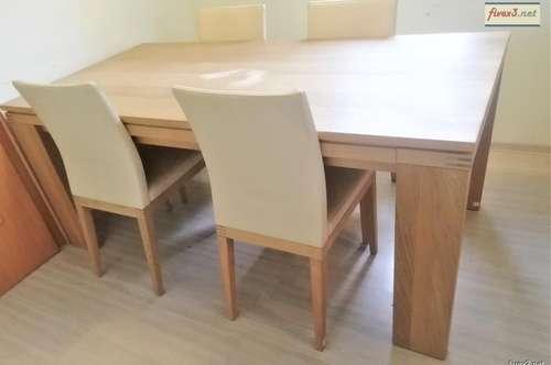 Teilmöblierung möglich! - Nette Wohnung mit Loggia und Tiefgarage in guter Wohnlage von Tulln zu mieten